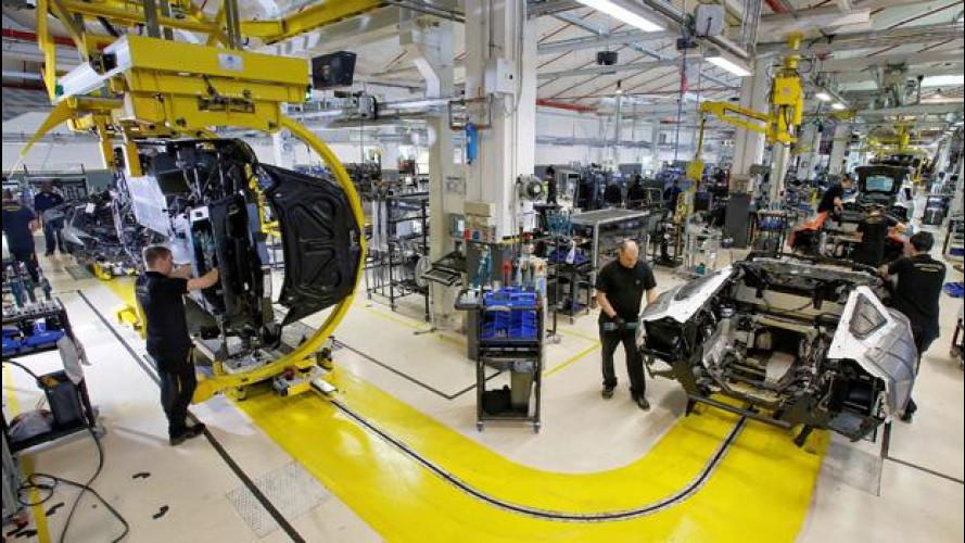 Lamborghini Urus, assunti 180 dei 500 nuovi dipendenti