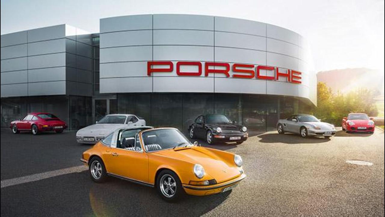 [Copertina] - Porsche Classic Centre, il primo è in Olanda