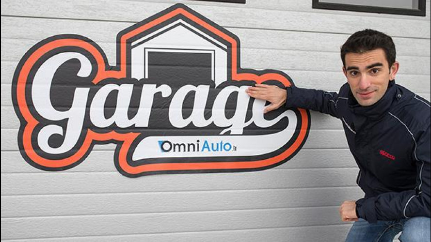 "OmniAuto Garage, la prova della sportiva ""totale"" [VIDEO]"