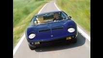 Lamborghini Miura, la storia