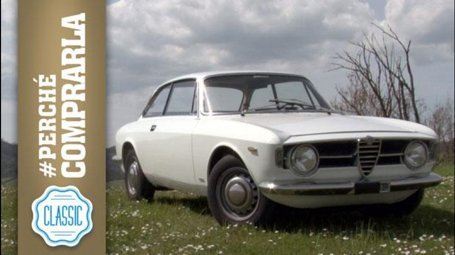 Alfa Romeo Giulia GT Junior, perché comprarla... Classic [VIDEO]
