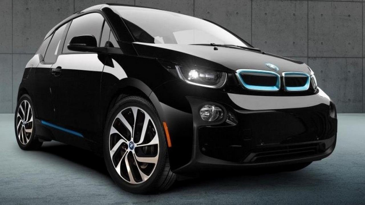 BMW i3 Shadow Sport Edition