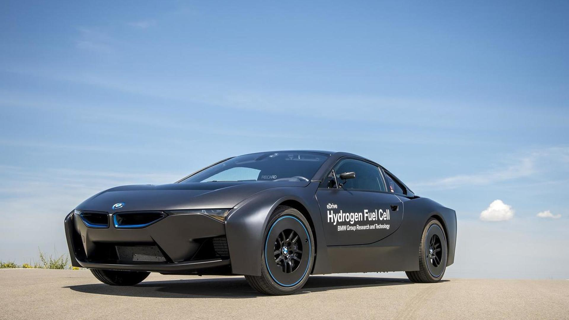 BMW announces new method to compress hydrogen that significantly