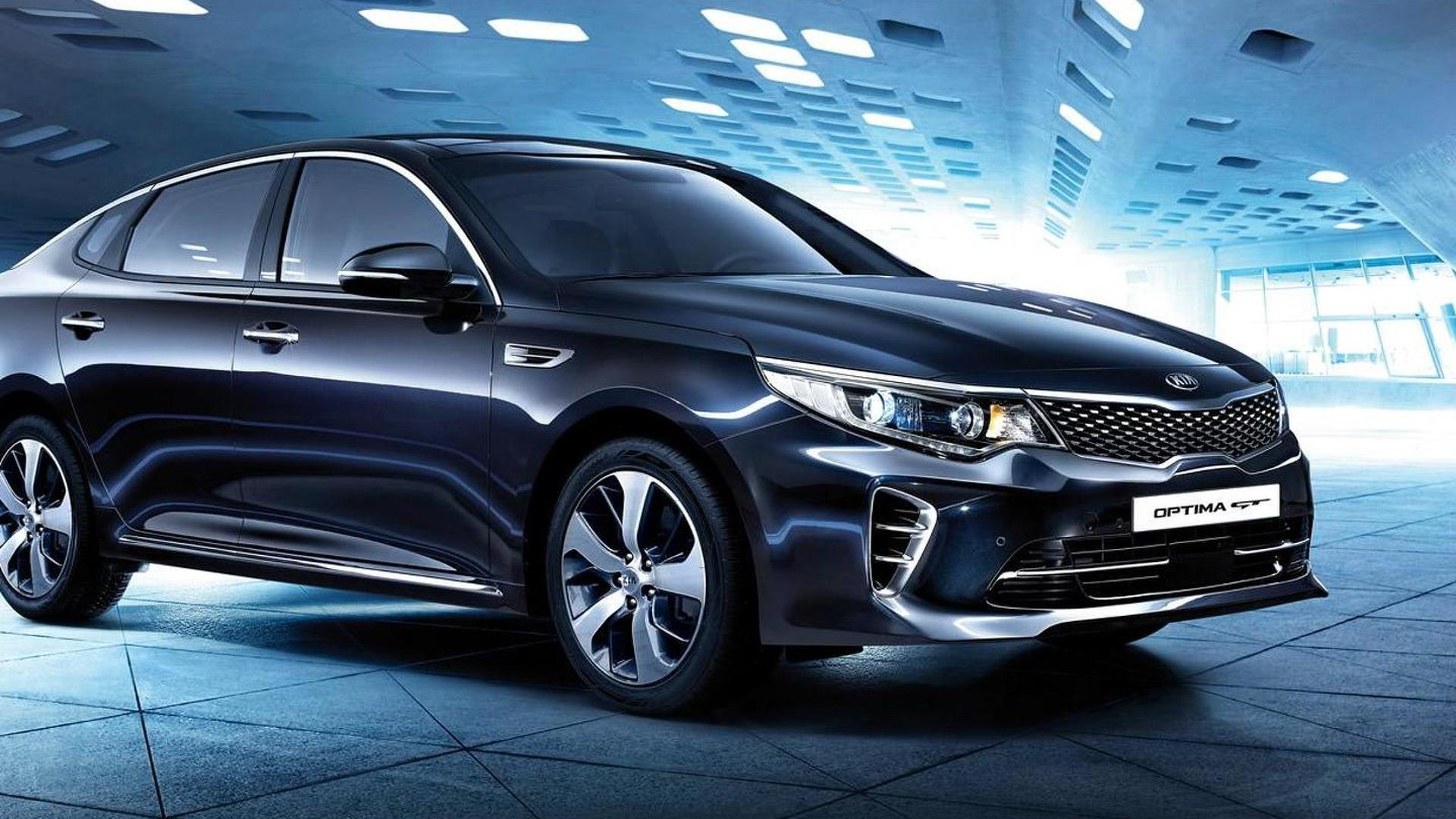 Kia Optima Wagon Officially Confirmed Together With Gt And Plug In Hybrid Versions
