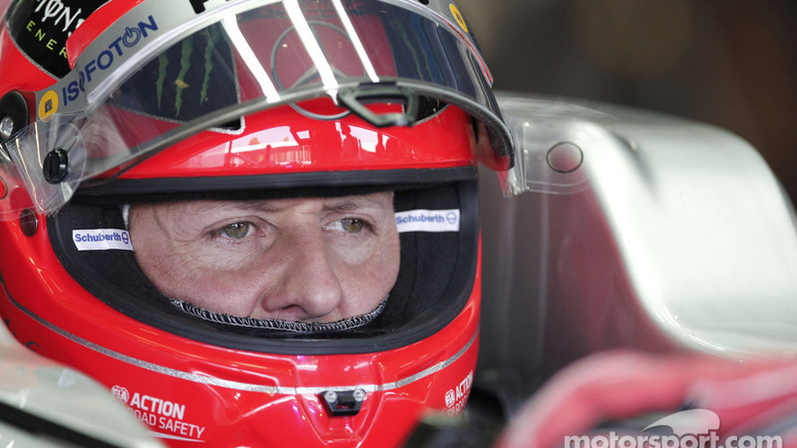 Todt asked Pope to pray for Schumacher