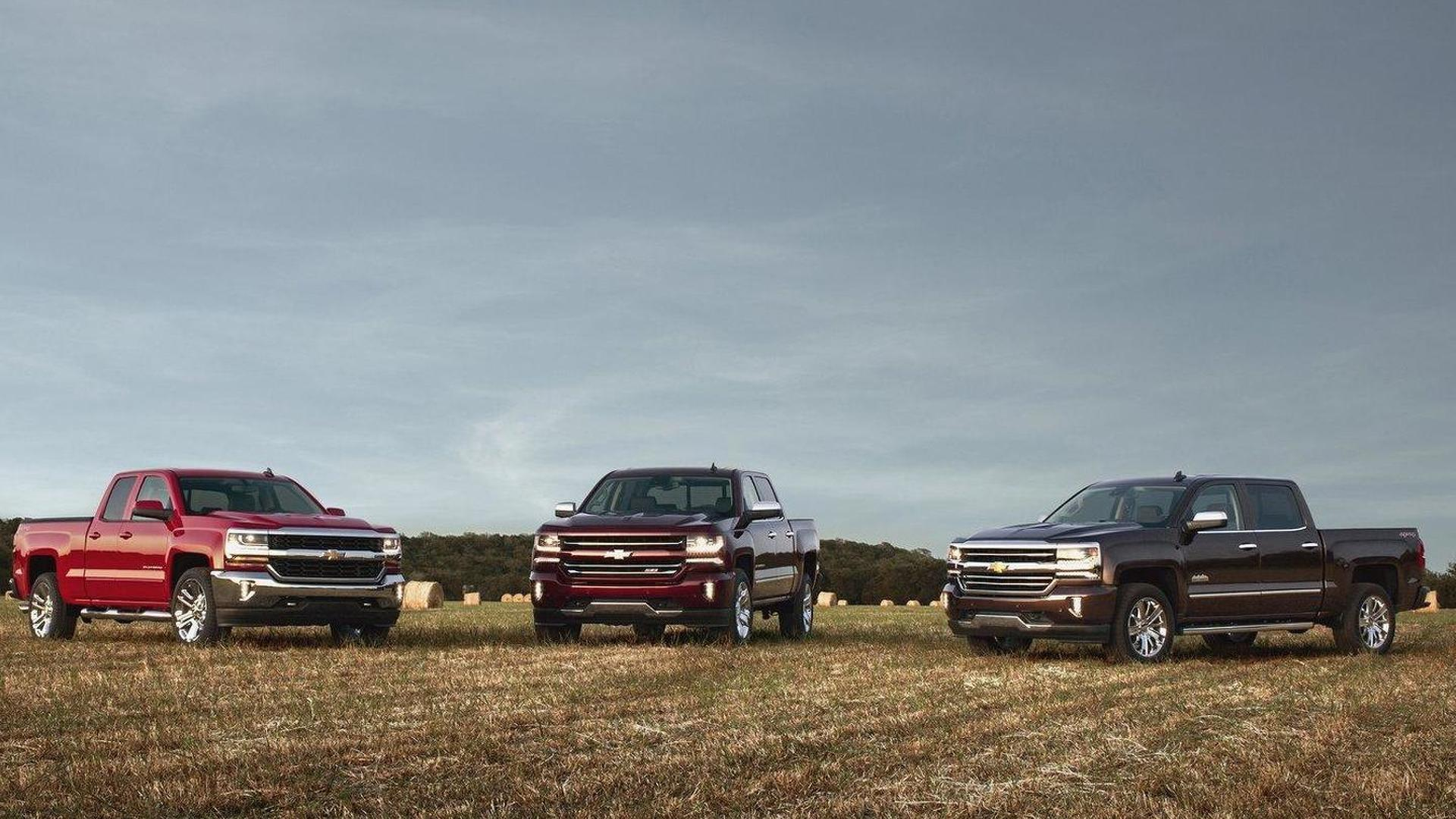 GM Sued For Allegedly Selling Trucks That Can't Use U S