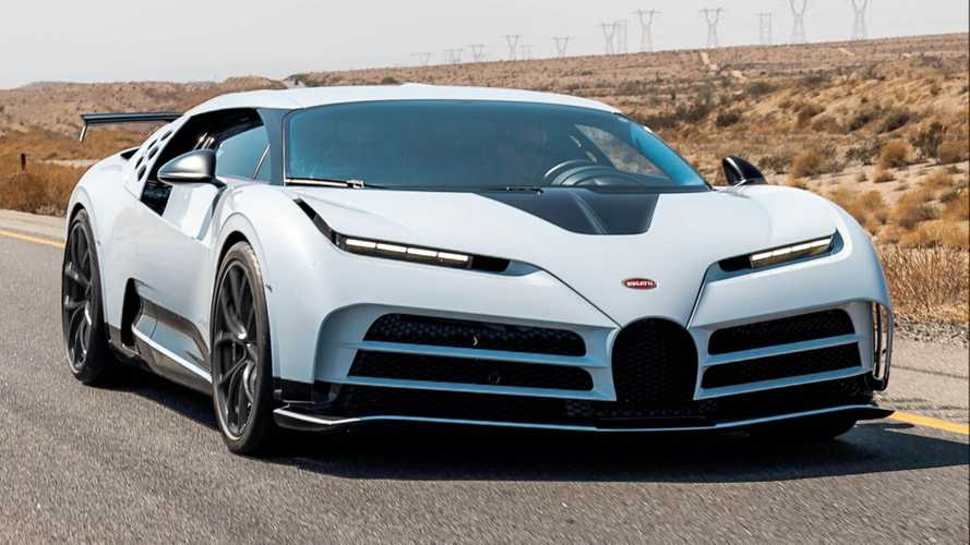 Bugatti Centodieci Selesai Uji Cuaca Panas, Kian Dekat Produksi