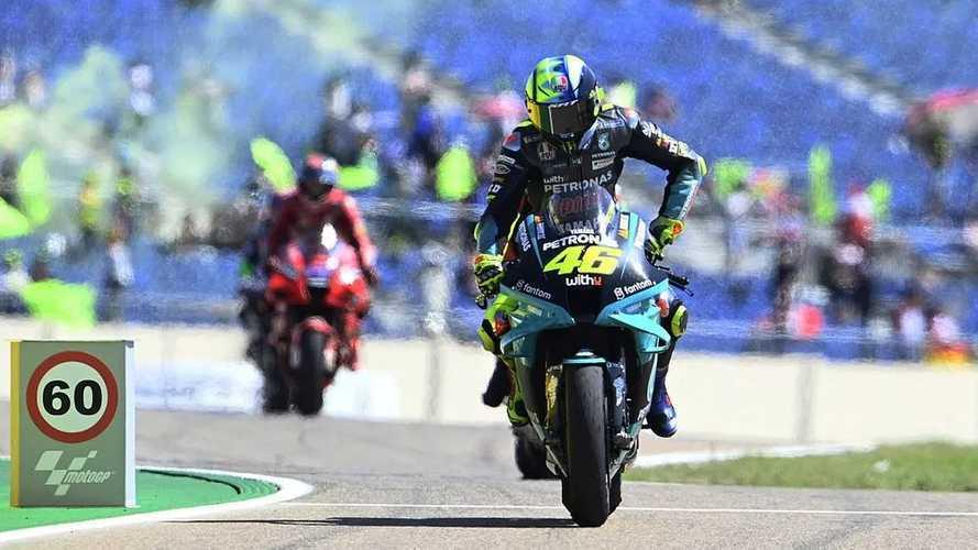"""Rossi: """"No estoy preparado para cuando deje de ser piloto"""""""
