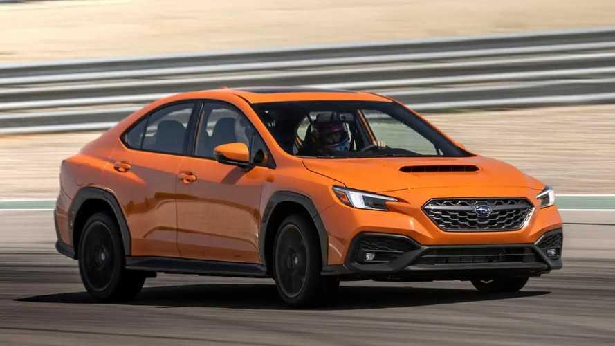 Subaru WRX, le retour avec 265 chevaux ! (mais pas chez nous)