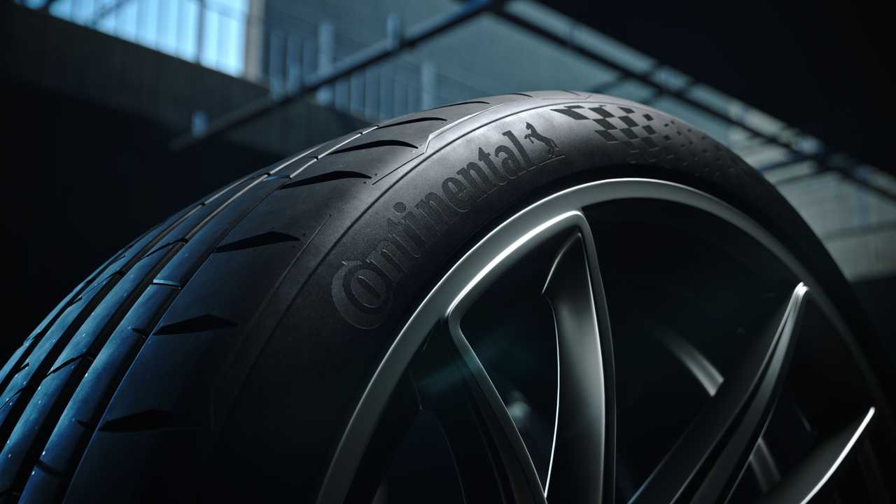 Continental SportContact7