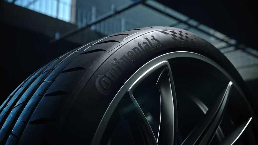 Continental'den spor araçlar için yeni SportContact 7!