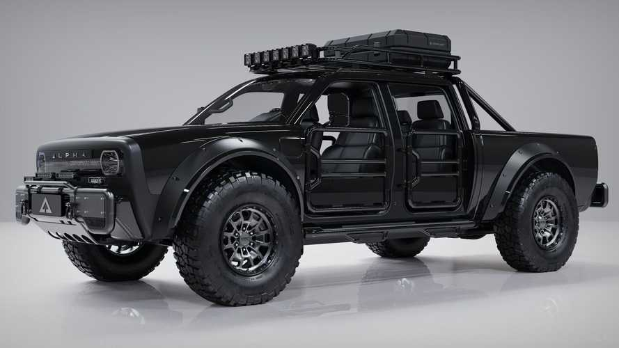 Alpha Superwolf Electric Pickup Looks Great But Will It Happen?