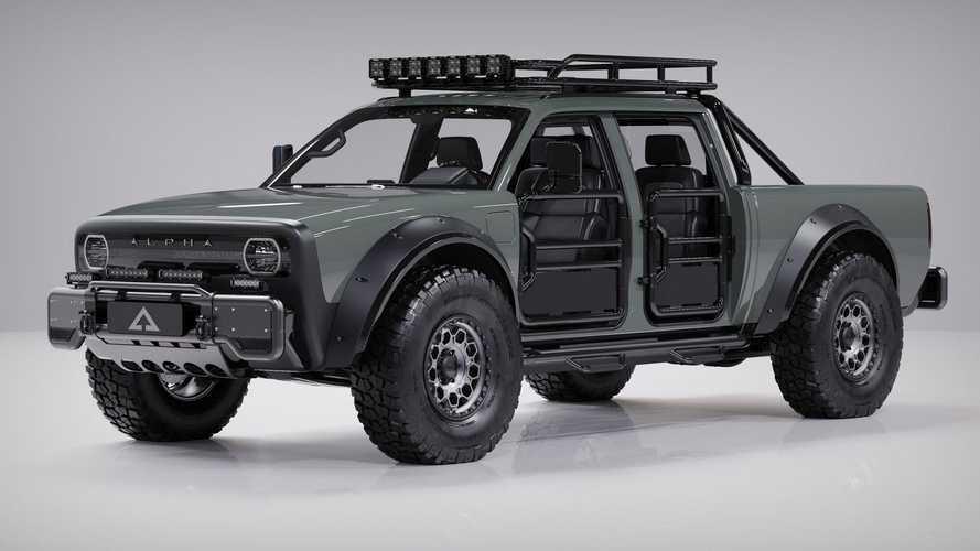 Alpha Motors Superwolf Looks Ready For Off-Road EV Adventure