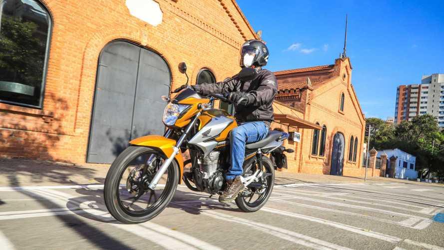 Primeiras impressões: Honda CG 160 2022 não é líder por acaso