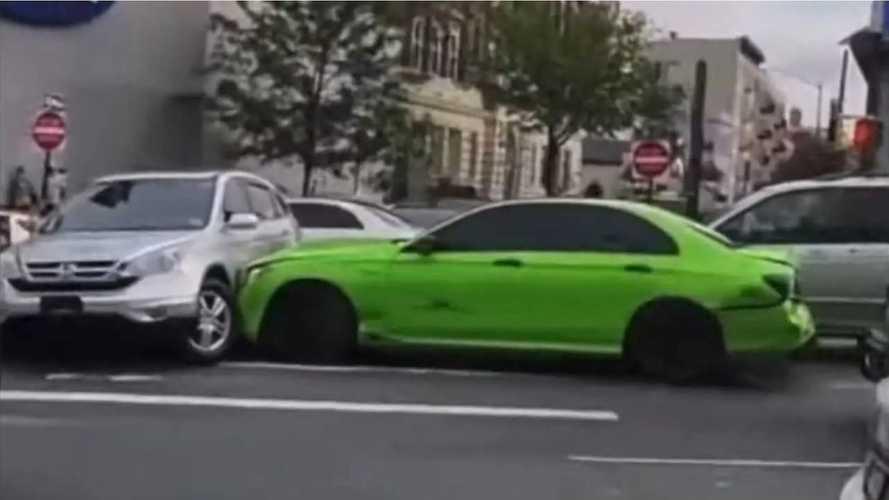VIDEO - Une scène digne de GTA dans New York