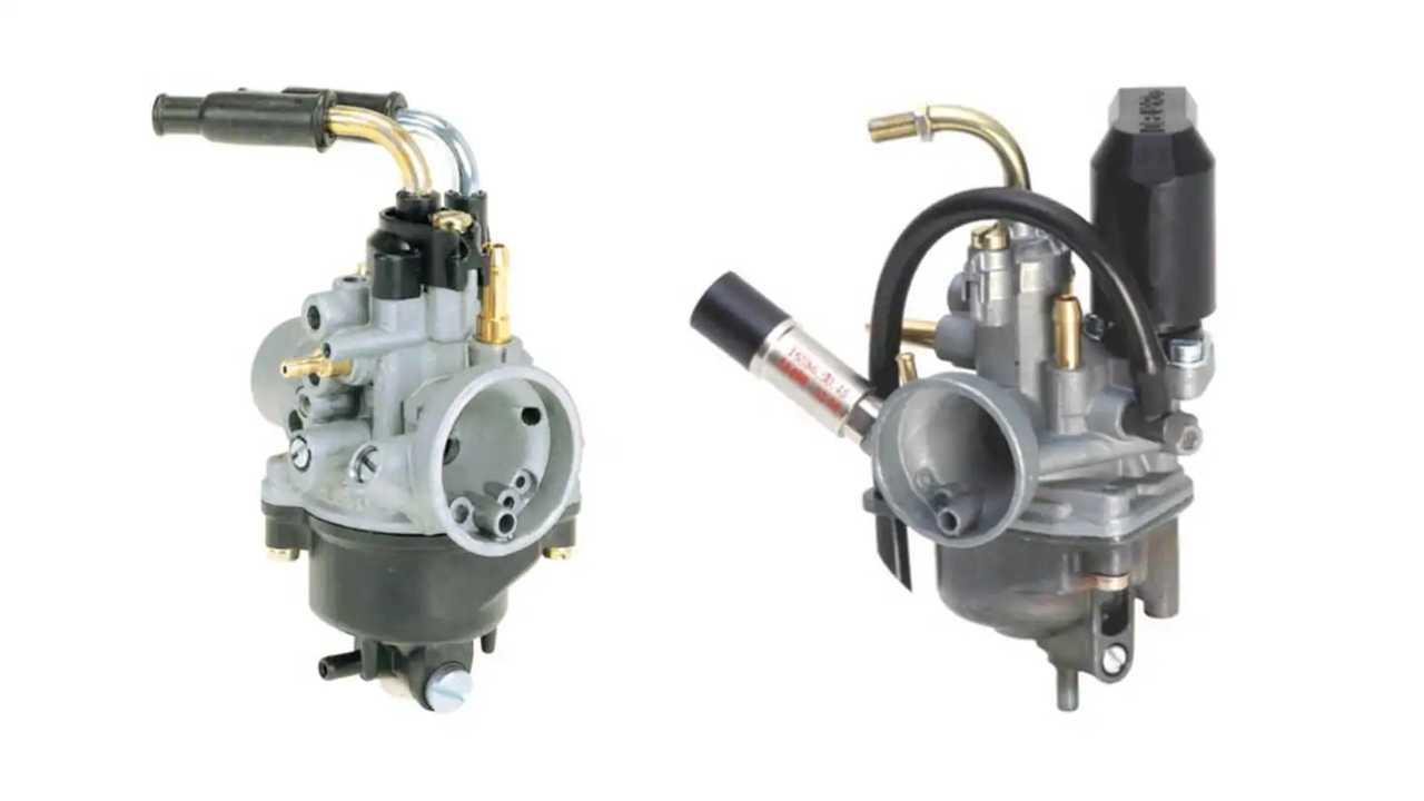 Dell'Orto Two-Stroke Carburetors