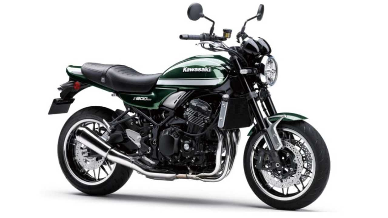 Kawasaki To Launch 2022 Z900RS In New Two-Tone Colorways