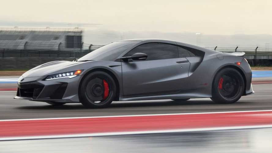 Honda NSX Type S revealed with 600 bhp