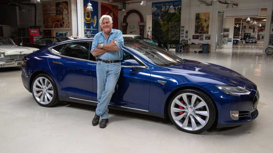 Jay Leno Sure EVs Aren't Going Away Even After Chevy Bolt Recall