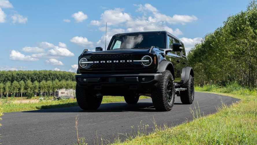 """Ford Bronco Wildtrak, la versione """"italiana"""""""