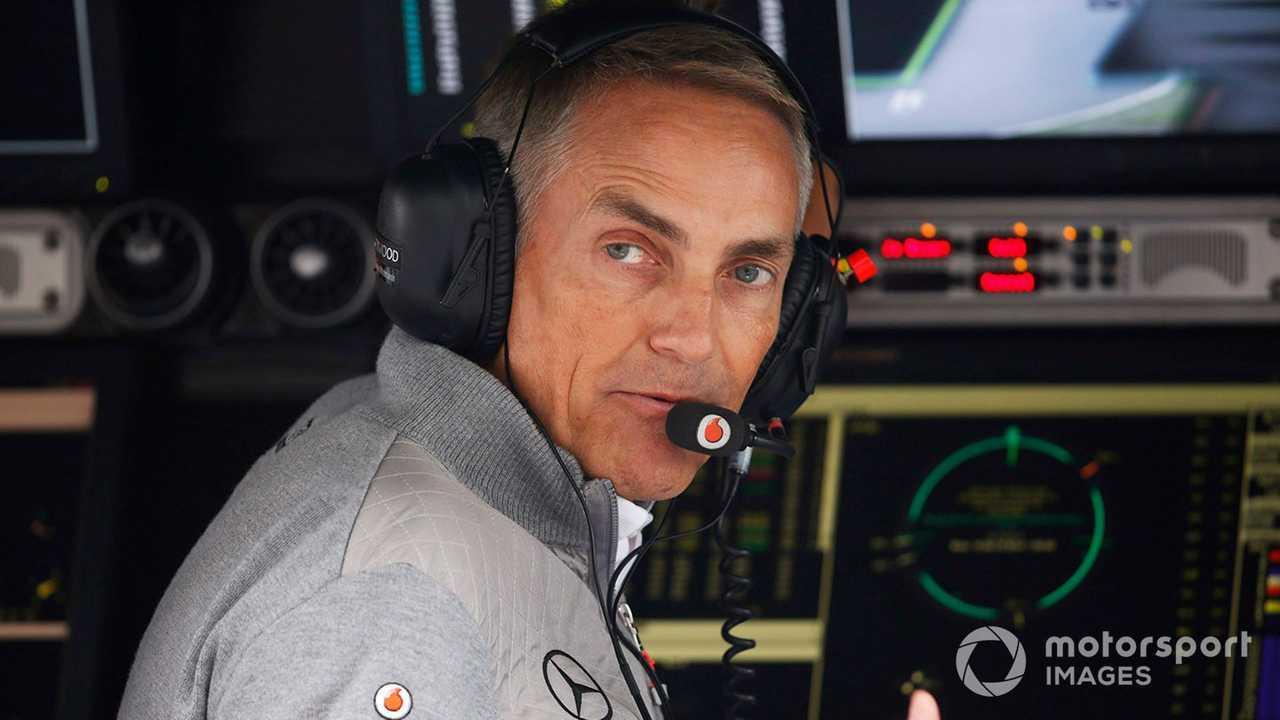 Martin Whitmarsh at Belgian GP 2013