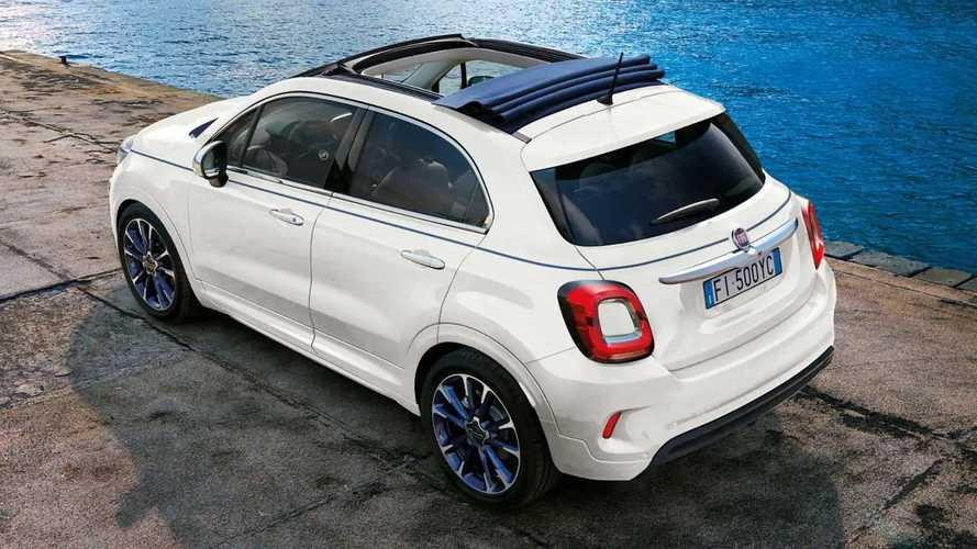 Soft-top Fiat 500X Dolcevita costs just under £24k