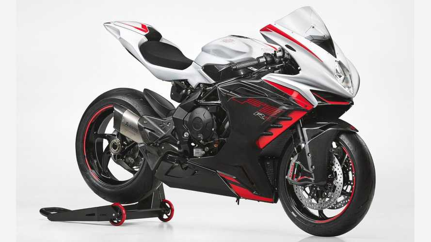 2022 MV Agusta F3 RR Is Here To Break Hearts And Also Lap Records