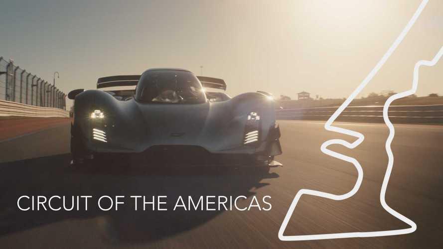 Újabb amerikai pálya körrekordját döntötte meg a Czinger 21C