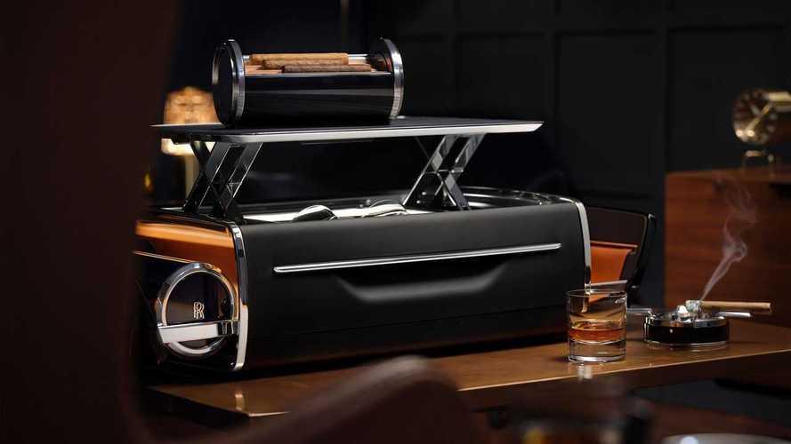 Cet étrange accessoire Rolls-Royce coûte 48 000 € !