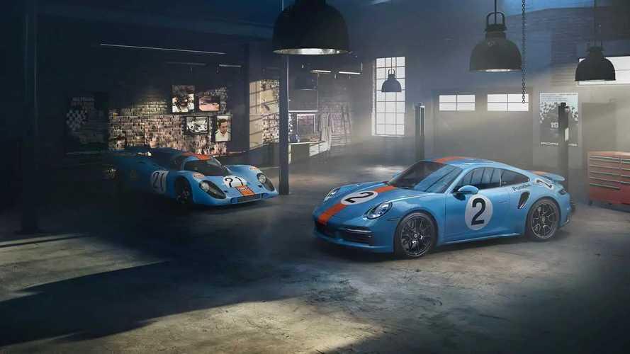 Porsche 911 Turbo S en homenaje a Pedro Rodríguez