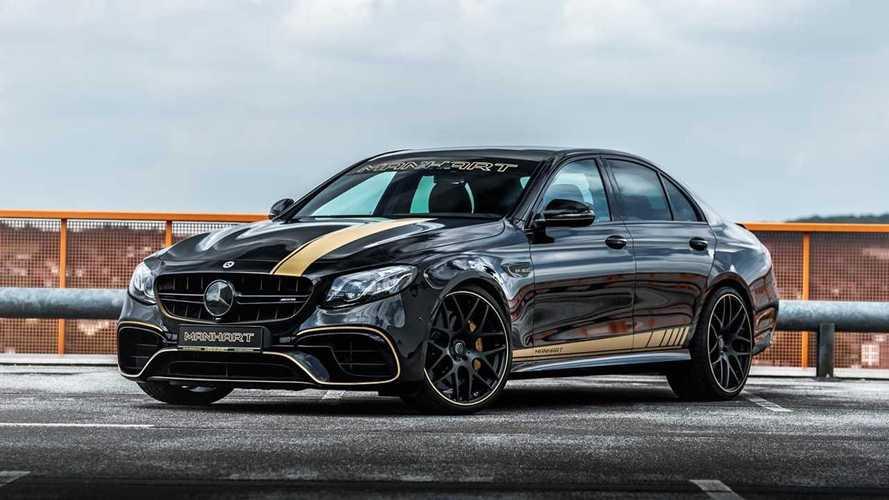 Über 800 PS im Mercedes-AMG E 63 S? Manhart ER 800!