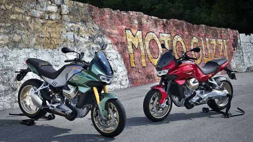 2022 Moto Guzzi V100 Mandello
