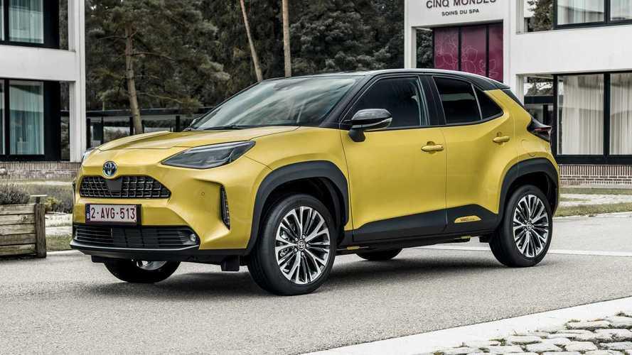 Toyota Yaris Cross 2021: desde 23.350 euros con descuentos