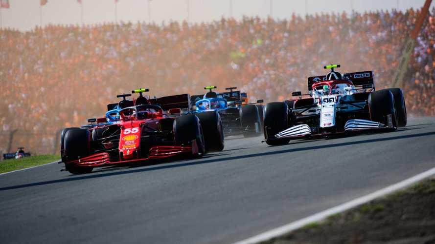 """Chefe da Ferrari F1: Troca para combustível sustentável """"é importante"""""""