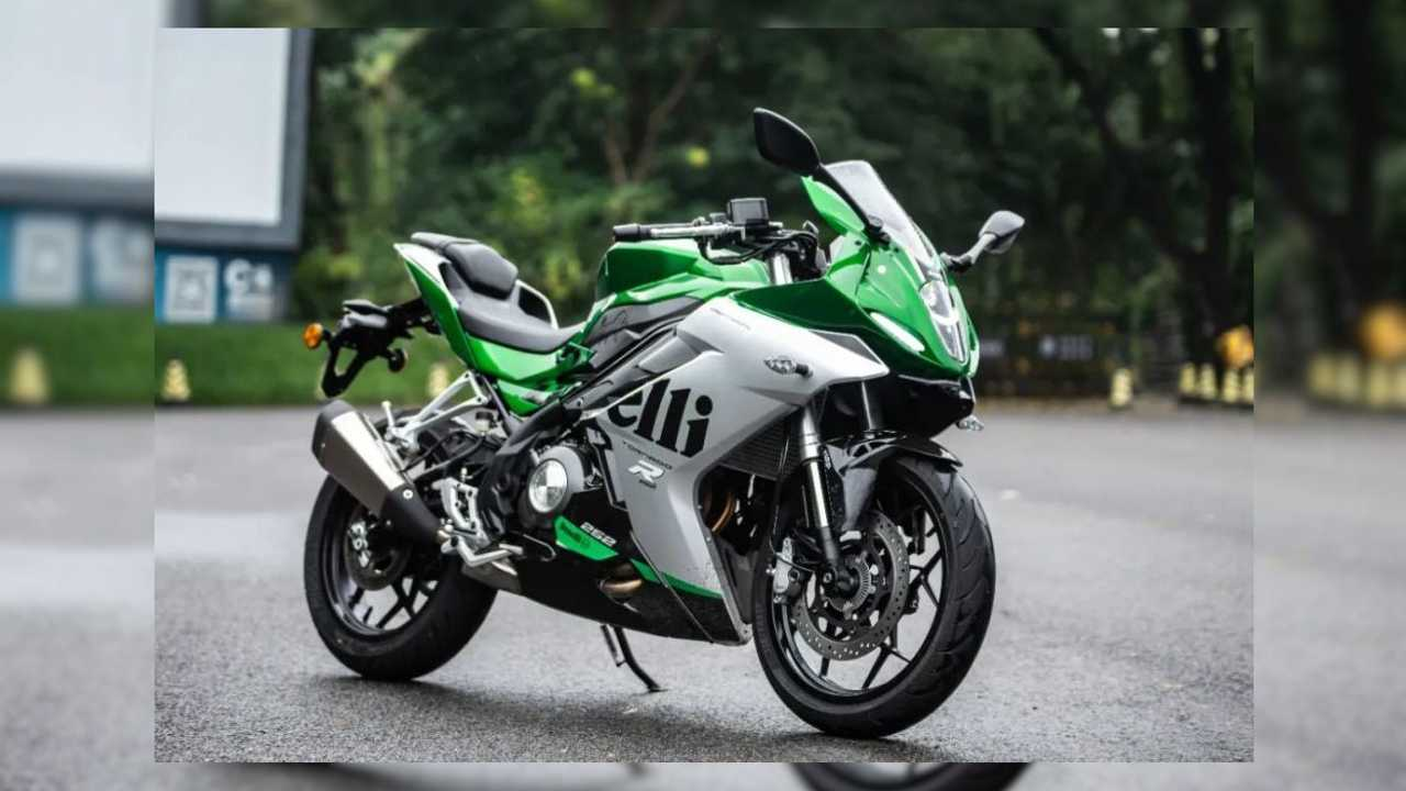 Benelli Expected To Launch 252R Sportbike Soon