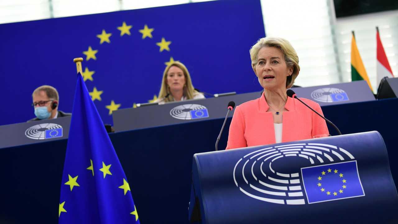 Ursula von der Leyen, presidente della Commissione Ue