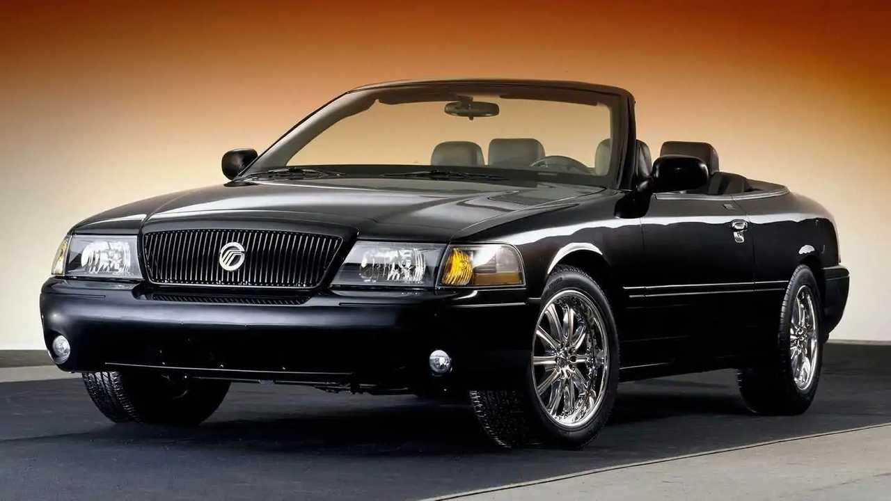 Mercury Marauder Cabriolet