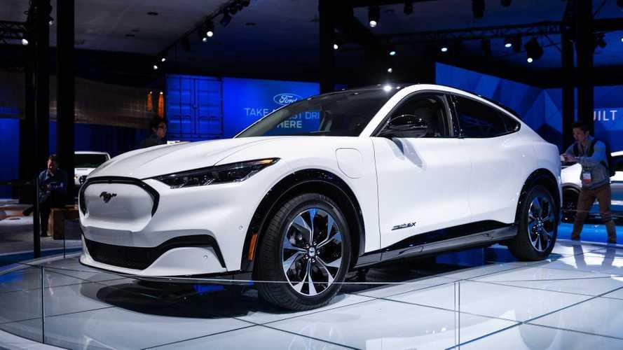 Ford Mustang Mach-E vai pro Guinness por recorde em eficiência