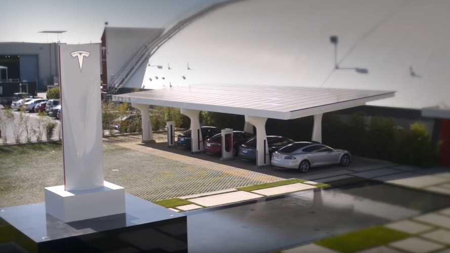 Tesla's First Supercharger Soon Will Be Closed To The Public