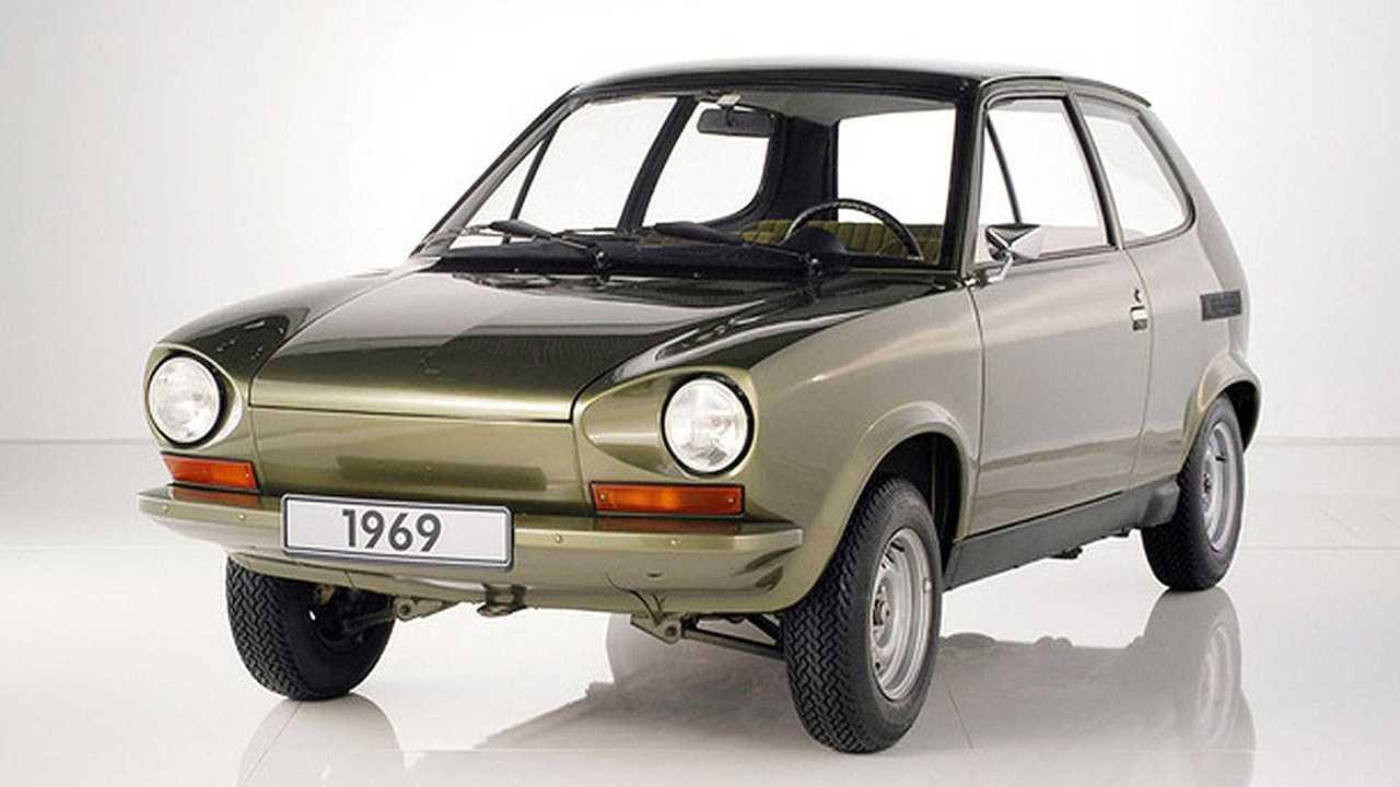 Der VW EA 266 stand als Käfer-Nachfolger kurz vor der Serienreife