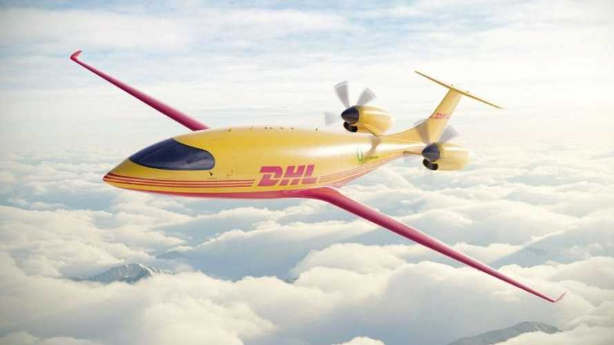 Eviation Alice: DHL bestellt 12 Elektro-Frachtflugzeuge