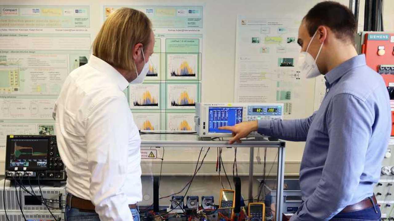 An der Hochschule Landshut wird eine Galliumnitrid-Leistungselektronik entwickelt