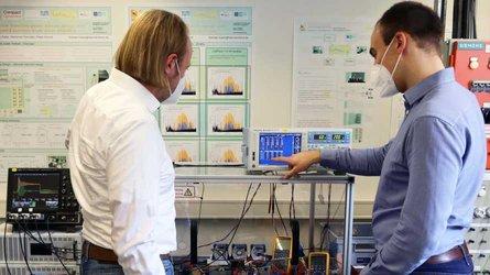 Galliumnitrid-Leistungselektronik für Brennstoffzellen-Fahrzeuge