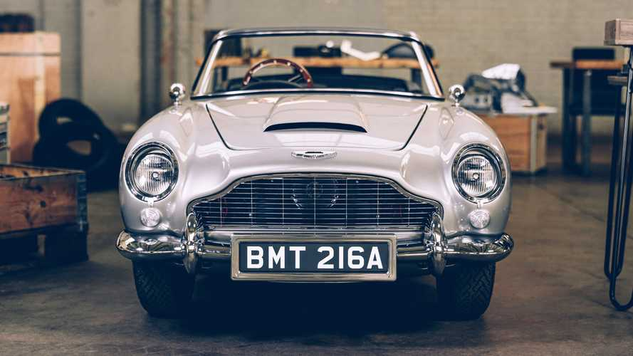 Aston Martin DB5 Junior 'No Time To Die Edition'