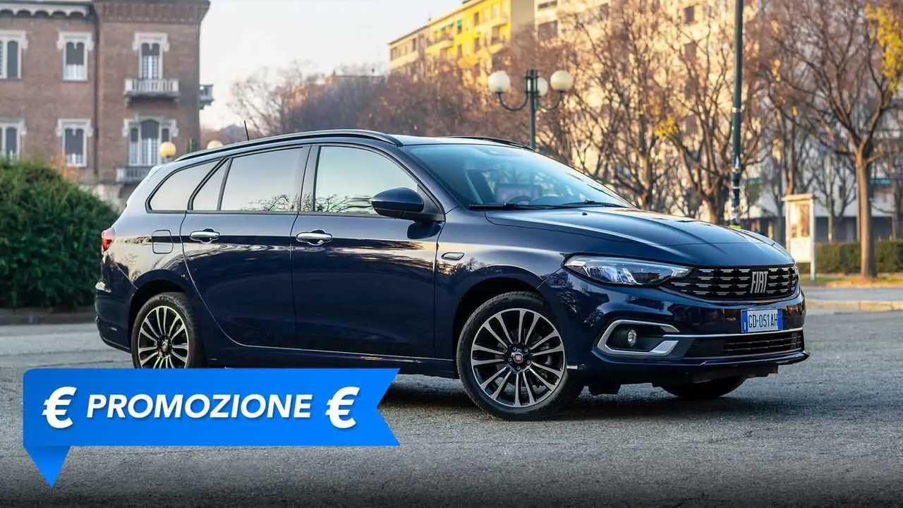 Fiat Tipo Station Wagon, la promozione di settembre 2021
