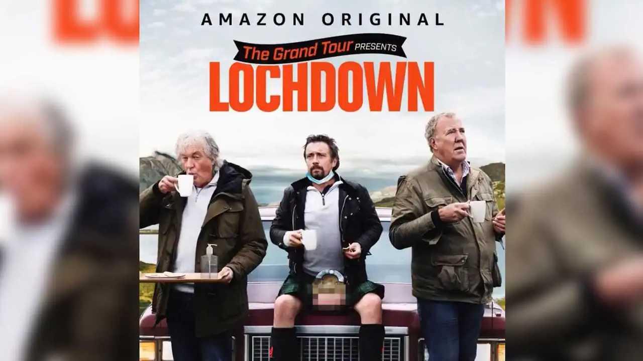 The Grand Tour Lochdown special TikTok teaser.