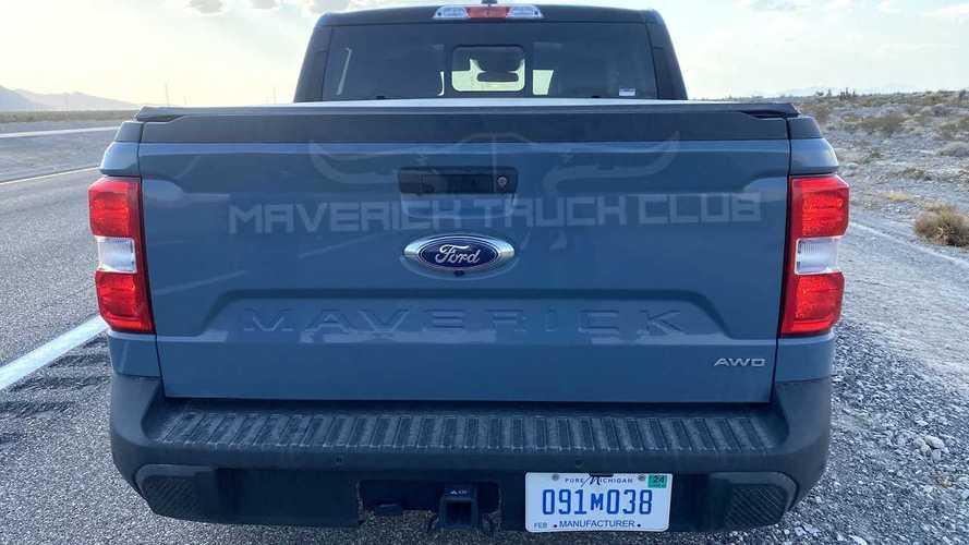 2021 Ford Maverick First Edition