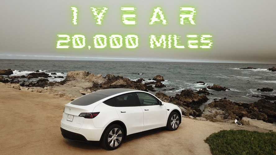 Tesla Model Y: An Honest Account After 1 Year And 20,000 Miles