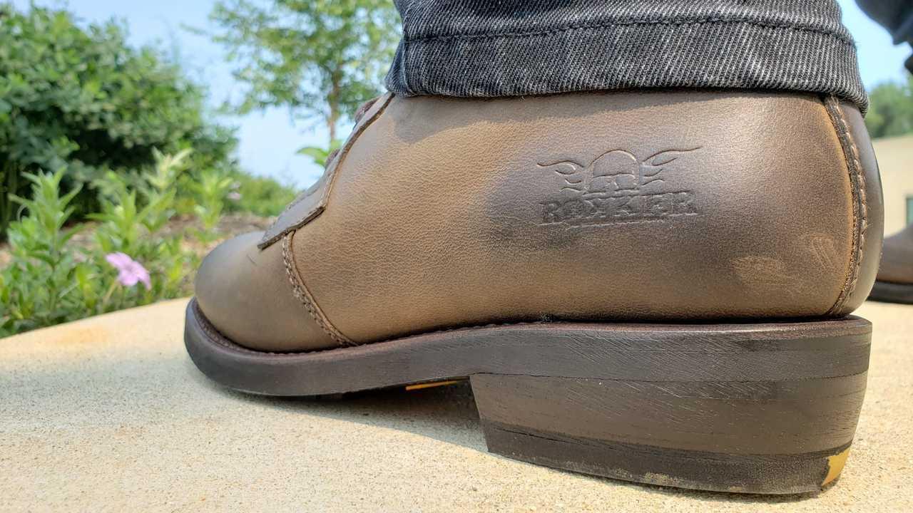Rokker Urban Racer Lady Boot - Logo