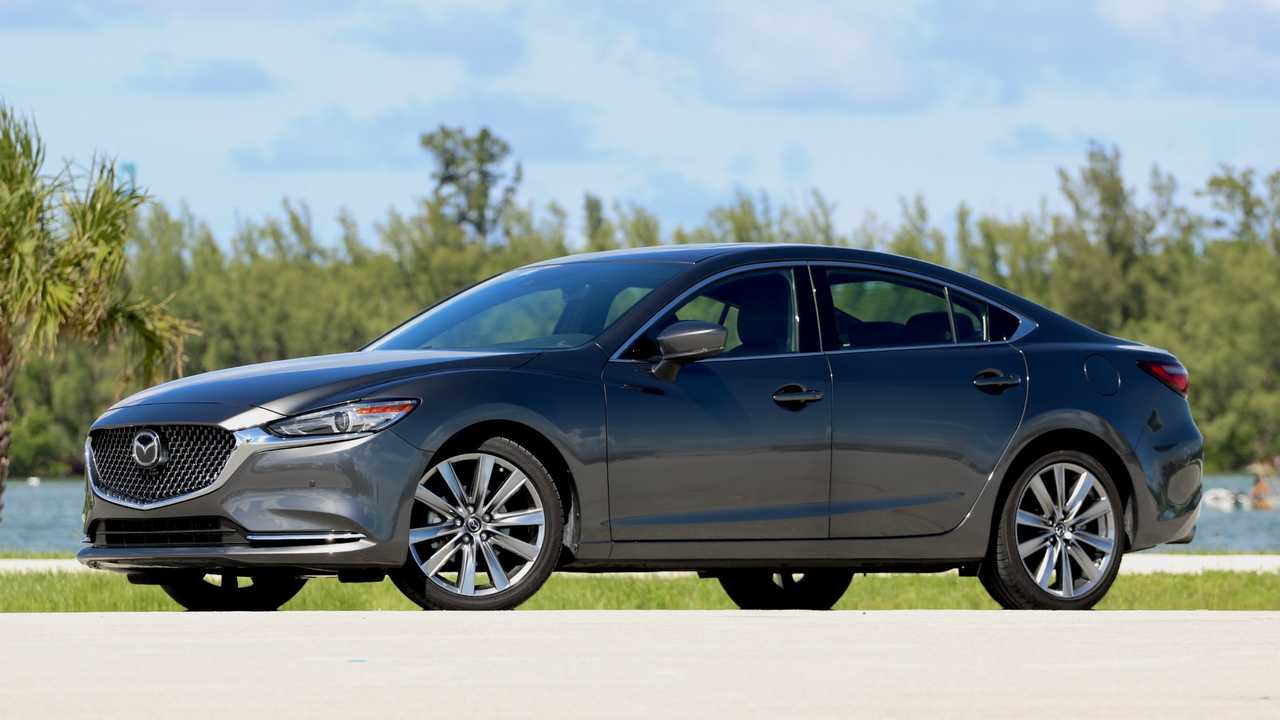 2018 Mazda6 Signature Review Better When Boosted